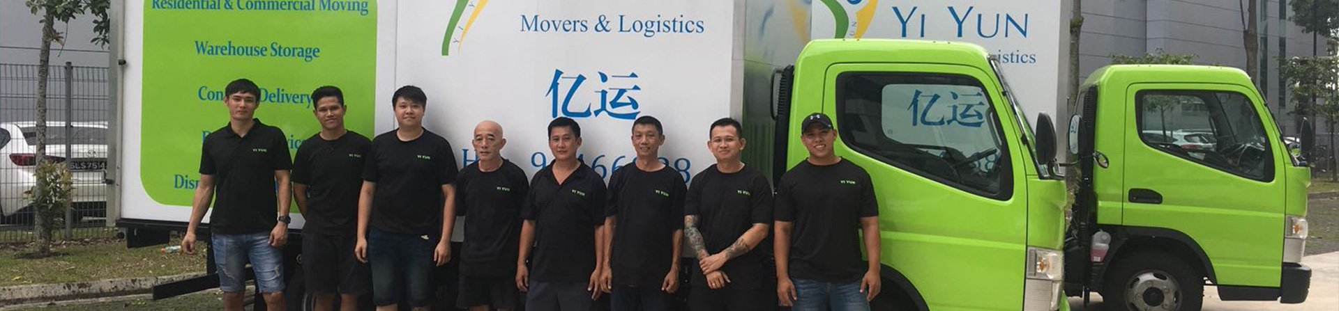 Moving & Storage Space Services in Singapore - Home Banner 1