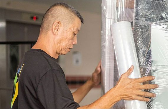Yi Yun Movers Moving service singapore